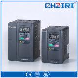 モーター50/60HzのためのChziri VFD 5.5kw 380Vの頻度インバーター
