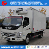Promoción 2018 Mini frigorífico congelador 3 camiones de transporte de toneladas de carne de pescado verduras frescas bebidas