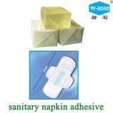Kleefstof van de Smelting van het Servet van Diaper&Sanitary van de baby de Hete