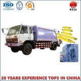 Cilindro hidráulico de duplo efeito para caminhão de lixo