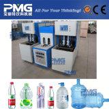 pequeña máquina semi automática del moldeo por insuflación de aire comprimido del estiramiento del plástico 1600bph