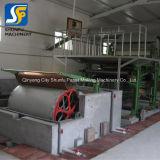 Máquina de Papel tejido Empresa/ Rollo de papel higiénico que hace la máquina el proceso de fabricación
