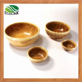Umweltfreundliche natürliche Bambussalat-Filterglocke