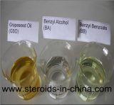 Hoge Zuiverheid 99 van ba van Benzyl Alcohol de Vloeistof van Oplosmiddelen