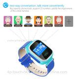 Kids Smart GPS tracker montre avec bouton SOS pour vous aider à Y5