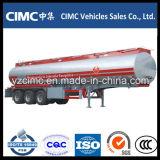 Cimc 3 Eixo 40kl petroleiro Navio-tanque de combustível / Mercado de Filipinas