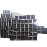 Tubo dell'acciaio del quadrato del carbonio del ferro del nero del materiale da costruzione