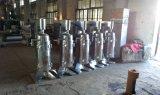 Gq105 centrifugeert de Rang van het Voedsel van het Bier van de Melk van het Roestvrij staal van de Hoge snelheid