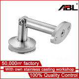 Handrail (cc189)를 위한 손잡이지주 Fittings Stainless Steel Glass Clamp Support
