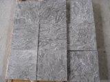Tegels van de Bloem van de koning de Grijze Marmeren, Marmeren en Marmeren Plakken