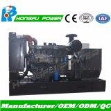WeichaiエンジンおよびSmartgenデジタルのパネルが付いている44kw/55kVA予備発電の開いたタイプディーゼル発電機セット