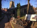 Charge Tsinova Smart Elecric vélo avec capteur de triple