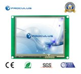 module de haute résolution de l'affichage à cristaux liquides 3.5 '' 480*640 avec l'écran tactile résistif