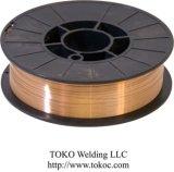 TokoのブランドはEm12溶接ワイヤ3.2mmを水中に沈める
