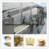 Máquina dura e macia da fabricação de biscoitos