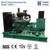 38kVA Groupe électrogène Diesel avec moteur Googol 50Hz
