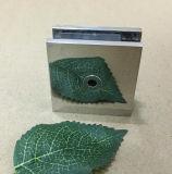 平らなミラーのステンレス鋼0度の壁に取り付けられた浴室ガラスクランプ
