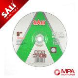 Абразивный диск CBN наждака фабрики Sali инструменты карбида
