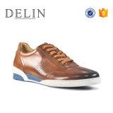 Heißer Verkaufs-Mann-beiläufige Schuh-Mann-Form-Turnschuh
