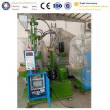 Горячая продажа полуавтоматическая PP ПВХ PS PC АБС PA пластиковые вертикальные ЭБУ системы впрыска машины