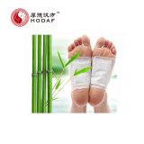 Zona di bambù del piede del Detox dell'oro