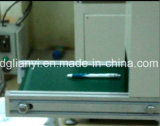 Máquina de impressão de tela plana para canetas com forno de secagem