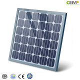 Modulo solare monocristallino applicato flessibile 5W, 10W 20W 40W 80W di Cemp PV