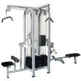 Plusieurs appareils de fitness Jungle machine 4-pile du matériel de fitness