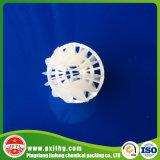 La torre plástica pila de discos el catalizador hueco polihédrico del embalaje de la bola utiliza fabricantes