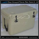 Kühlvorrichtung-Kasten der LLDPE Fabrik-Preis-52L mit kakifarbiger Farbe