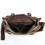 Ocio lienzo pequeño Bolso unisex Crossbody Messenger Bag mochila bandolera-2016-2 (RS)