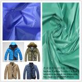 Tela de nylon del tafetán con impermeable y revestido para la tela de la ropa