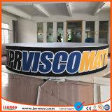 Jarmoo impreso personalizado colgando del techo Banner