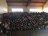 Cuir d'action de sofa de PVC, Stocklot pour le sofa