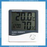 Temperatura dell'interno ed esterna multifunzionale e termometro di umidità