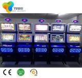 La macchina del gioco di video della macchina del gioco della scanalatura della luna blu