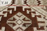 Tissu 2017 de meubles de Jcaquard de Chenille de configuration de la géométrie (FTH31101)