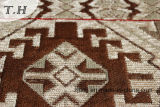 Geometrie-Muster-Chenille Jcaquard Möbel-Gewebe 2017 (FTH31101)