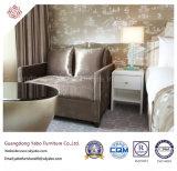 Elegante Hotel-Schlafzimmer-Möbel mit hölzernem versorgenset (YB-D-40)
