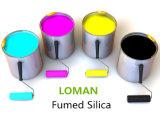 Выход на заводе Fumed кремния Lm-200 для продажи/sio2 порошок цена