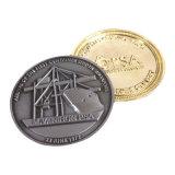 Herausforderungs-Münzen des Qualitäts-kundenspezifische Gold3d für Hotel