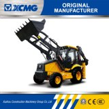Trattore di XCMG Xt870h con il caricatore e l'escavatore a cucchiaia rovescia della parte frontale