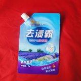 Magasins d'usine 1 kg de détergent à lessive liquide Sac/housse de buse