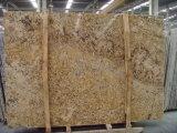 Persa dorado granito baldosas pulidas losas&+encimera