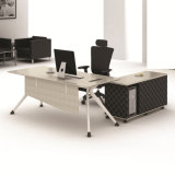 Popular Manager Uses MDF Wooden Partition Desk Office