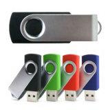 Klassisches Schwenker USB-Blitz-Laufwerk 128MB 512MB 1g 2g 4G 8g 10g 12g 14G 16g
