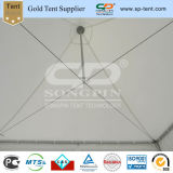 4X4mの透過壁の小型屋外の張力テント
