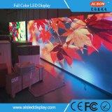 3 LEIDENE van de Kleur HD SMD P1.667 van de Garantie van het jaar Binnen Volledige Vertoning
