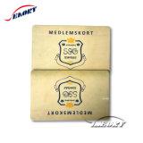 会員証の電気通信によって前払いされる電話カードのSupermartのキャッシュカードまたはSle4442 ICのカードのための最もよい価格