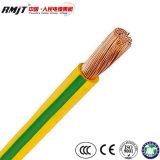 Certificação CE BV/BVV/BVVB com isolamento de PVC flexível o fio elétrico